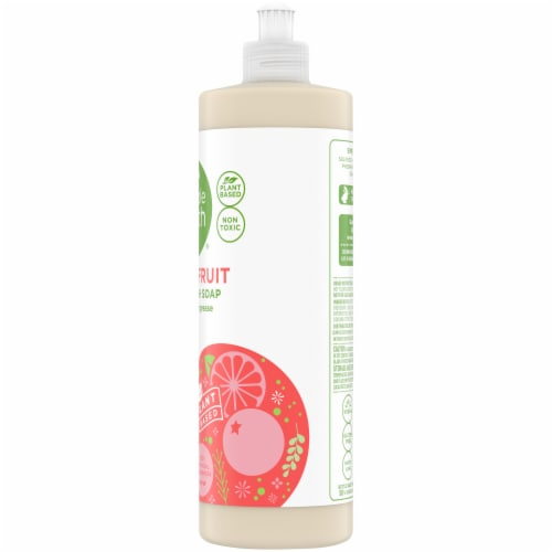 Simple Truth® Grapefruit Liquid Dish Soap Perspective: right
