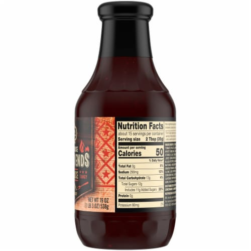 Private Selection® Smokehouse Charred Ends BBQ Sauce Perspective: right