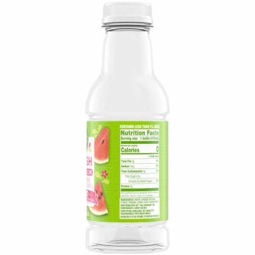 Simple Truth™ Splish Watermelon Flavored Water Beverage Perspective: right