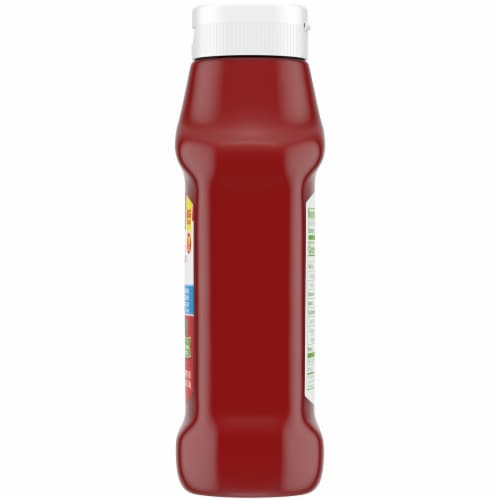 Simple Truth Organic™ 50% Less Sugar & Sodium Tomato Ketchup Perspective: right