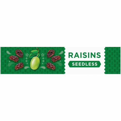 Simple Truth Organic® Seedless Raisins Perspective: right