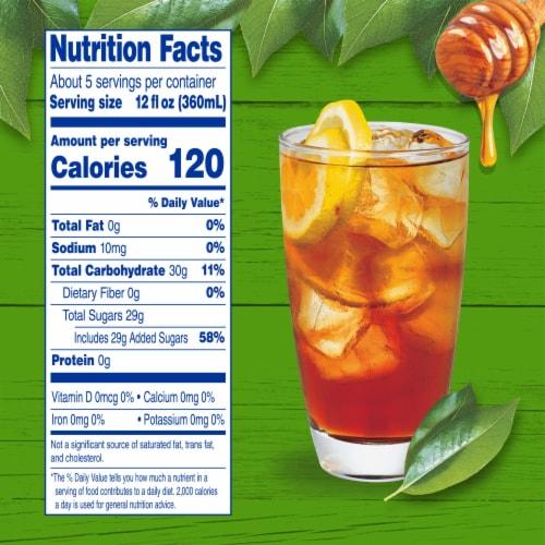 Kroger® Honey Ginseng Green Iced Tea Perspective: right