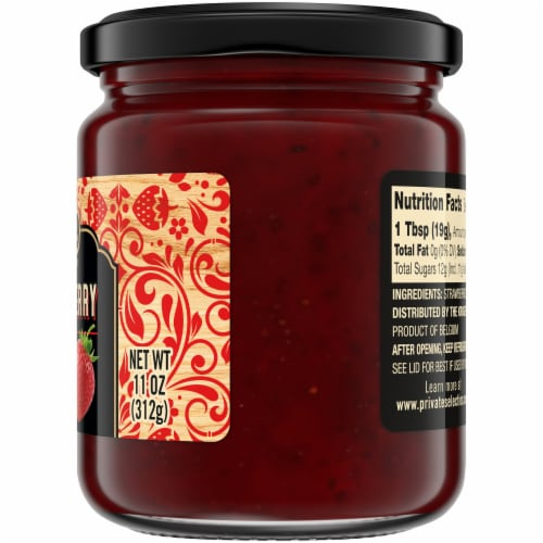 Private Selection® Strawberry Preserves Perspective: right