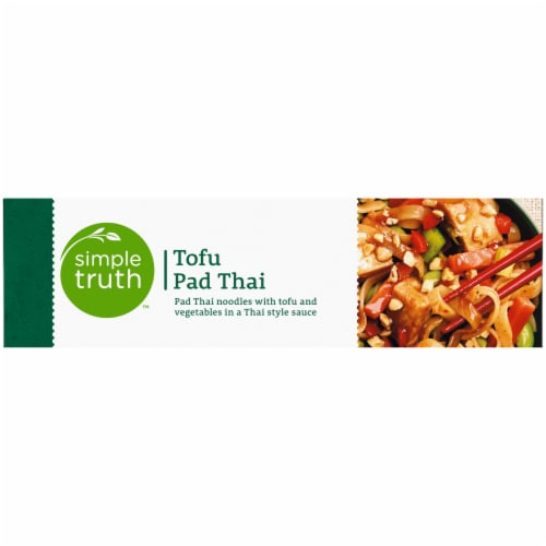 Simple Truth™ Tofu Pad Thai Frozen Meal Perspective: right