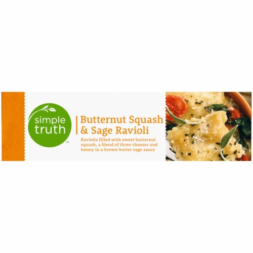 Simple Truth™ Butternut Squash & Sage Ravioli Frozen Meal Perspective: right