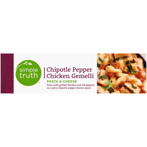 Simple Truth™ Chipotle Pepper Chicken Gemelli Pasta & Cheese Perspective: right