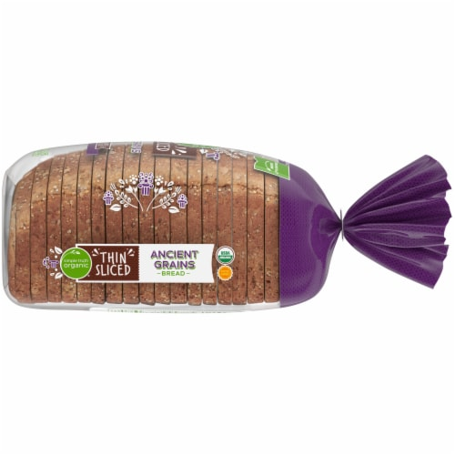 Simple Truth Organic™ Thin Sliced Ancient Grains Bread Perspective: right