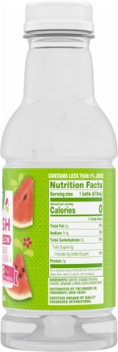 Simple Truth Organic™ Splish Watermelon Water Perspective: right