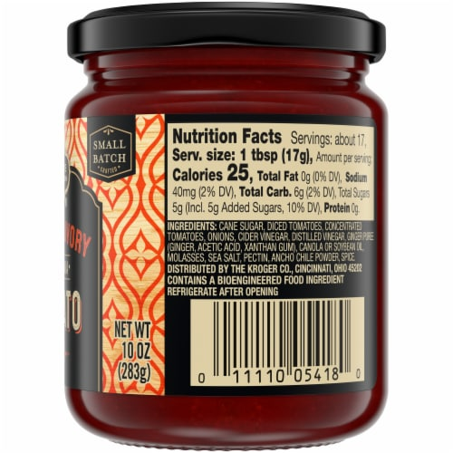 Private Selection® Sweet & Savory California Tomato Jam Perspective: right