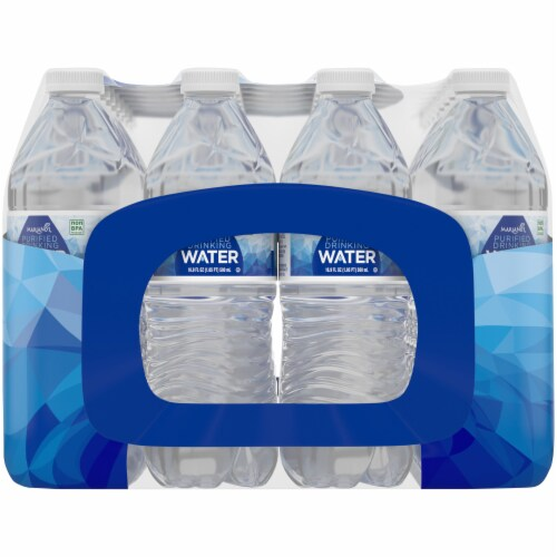 Mariano's® Purified Drinking Water Perspective: right