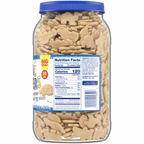 Kroger® Animal Crackers Perspective: right