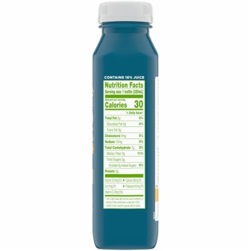 Simple Truth Organic® CocoPina Sunset Probiotic Juice Drink Perspective: right