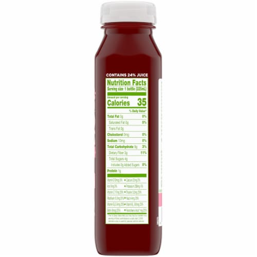 Simple Truth Organic® Roseberry Mist Probiotic Juice Drink Perspective: right