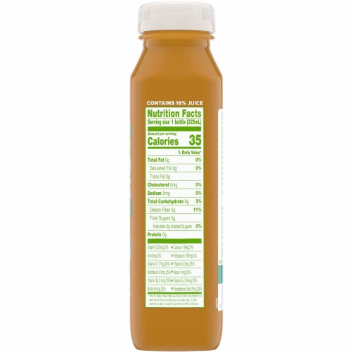 Simple Truth Organic® TangerineMint Tango Probiotic Juice Drink Perspective: right