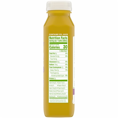 Simple Truth Organic® PassionLemon Shine Probiotic Juice Drink Perspective: right