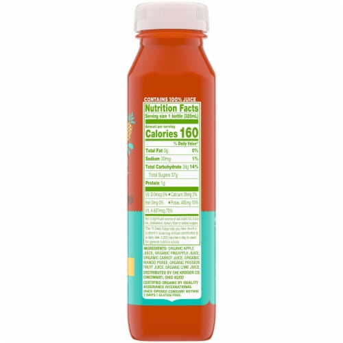 Simple Truth Organic® Cold Pressed Island Blend Juice Perspective: right