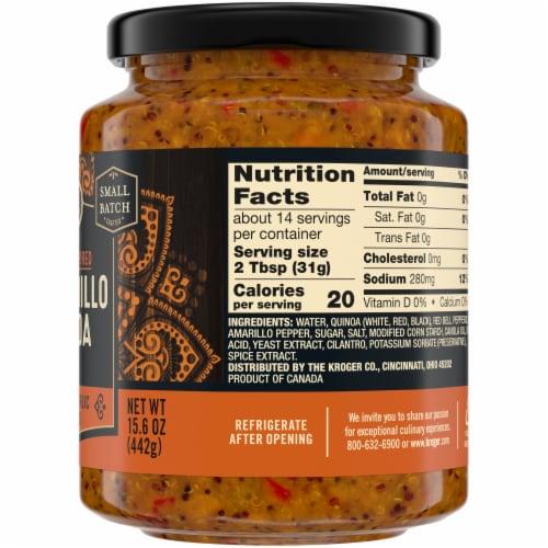 Private Selection™ Peruvian Inspired Aji Amarillo & Quinoa Dip Perspective: right