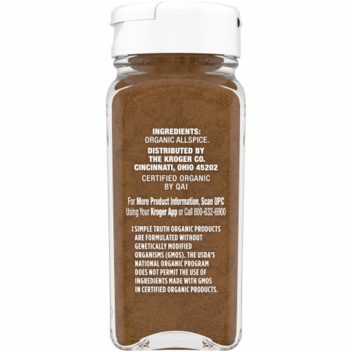 Simple Truth Organic™ Ground Allspice Perspective: right