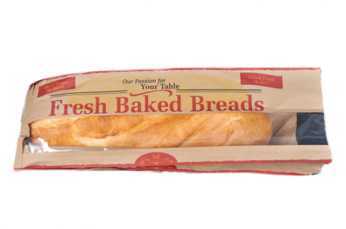 Bakery Fresh French Bread Perspective: right