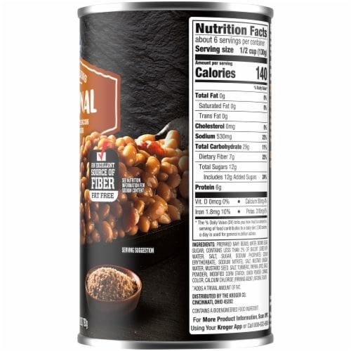 Kroger® Original Baked Beans Perspective: right