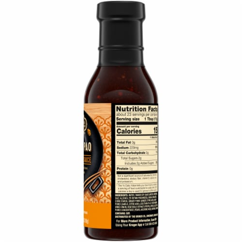 Private Selection® Kung Pao Stir Fry Sauce Perspective: right