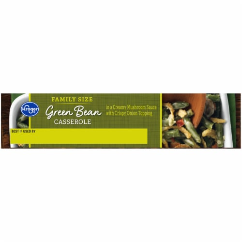 Kroger® Green Bean Casserole Family Size Perspective: right