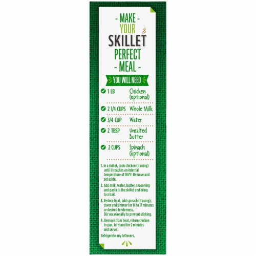 Simple Truth™ Skillet Makers Chicken Florentine Alfredo Meal Starter Perspective: right