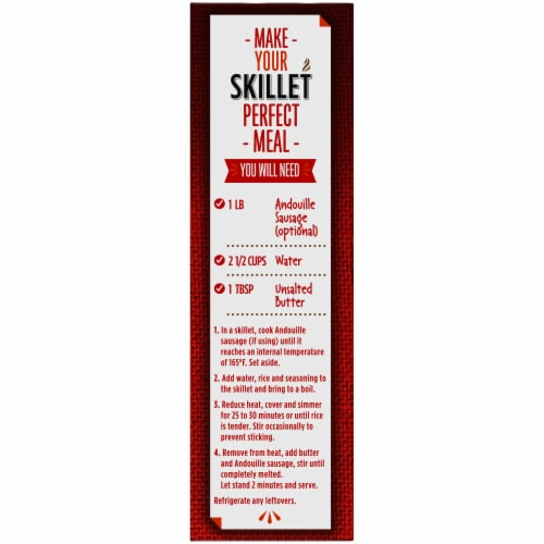 Simple Truth™ Skillet Makers Spicy Cajun Gumbo Meal Starter Perspective: right