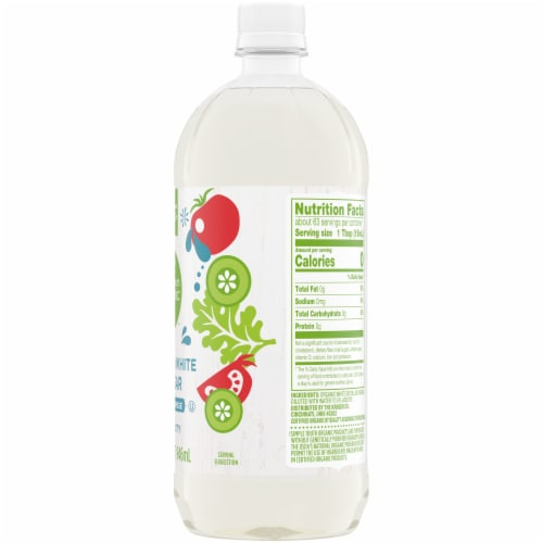 Simple Truth Organic™ Distilled White Vinegar Perspective: right