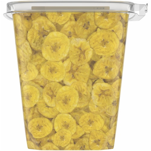 Kroger® Salted Plantain Chips Perspective: right