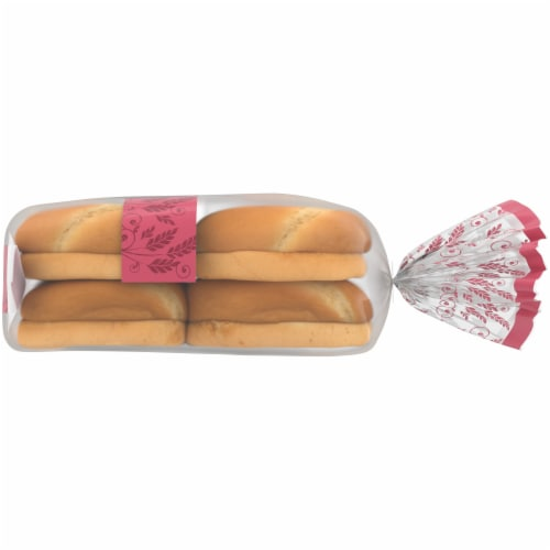 Private Selection® Brioche Extra Large Sandwich Buns 8 Count Perspective: right