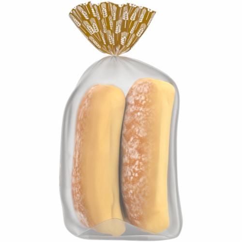 Kroger® Potato Hot Dog Buns Perspective: right