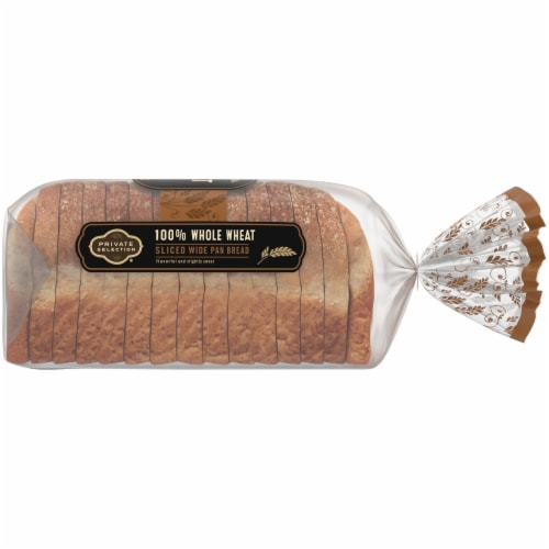 Private Selection™ 100% Whole Wheat Bread Perspective: right