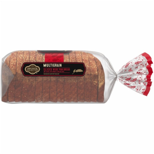 Private Selection® Multigrain Wide Pan Bread Perspective: right