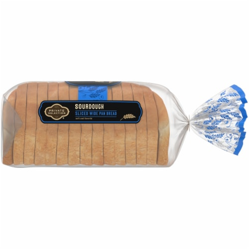 Private Selection® Enriched Sourdough Bread Perspective: right