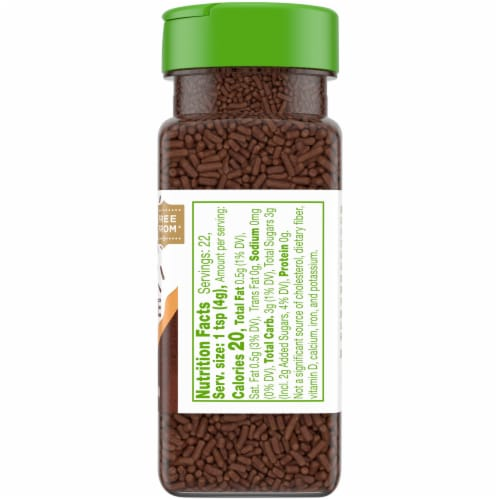 Simple Truth™ Chocolate Sprinkles Perspective: right