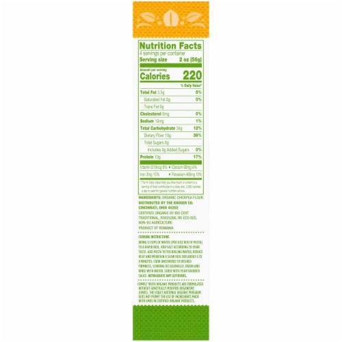 Simple Truth Organic™ Gluten Free Chickpea Fusilla Pasta Perspective: right