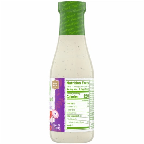 Simple Truth™ Plant-Based Ranch Dressing Perspective: right