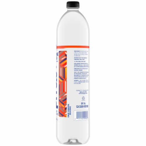 Kroger® pH 9.5+ Alkaline Water with Minerals Perspective: right