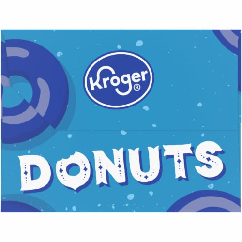 Kroger® Chocolate Donuts Perspective: right