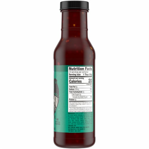Kroger® Korean BBQ Style Wing Sauce Perspective: right