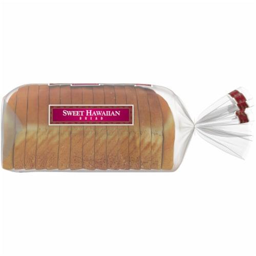Western Hearth Sweet Hawaiian Bread Perspective: right