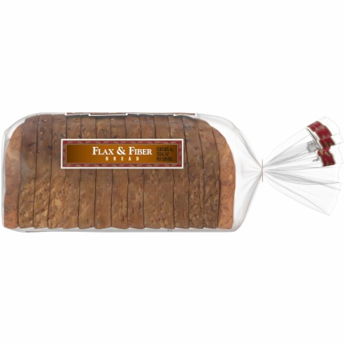 Western Hearth Omega 3 Flax & Fiber Widepan Bread Perspective: right