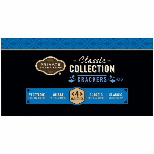 Private Selection® Classic Cracker Collection Variety Pack Perspective: right