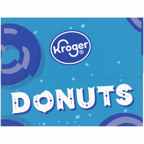 Kroger® Plain Cake Donuts Perspective: right