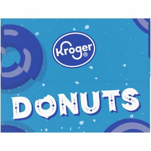 Kroger® Glazed Crullers Donuts Perspective: right