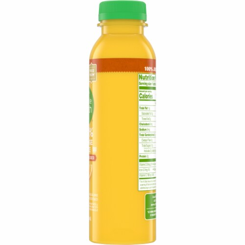 Simple Truth™ 100% Orange Juice Cold Pressed Perspective: right