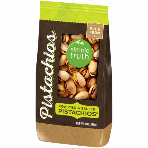 Simple Truth™ Roasted & Salted Pistachios Perspective: right