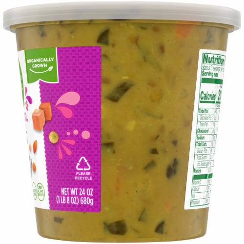 Simple Truth Organic® Lentil Dal Soup Perspective: right
