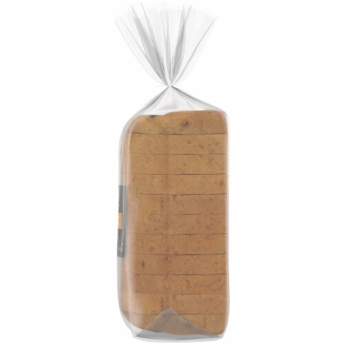 Private Selection® Savory Corn & Red Pepper Sliced Breakfast Bread Perspective: right